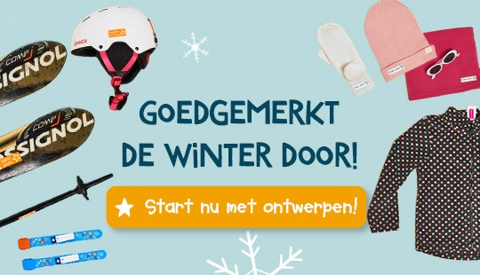 Goedgemerkt de winter door!