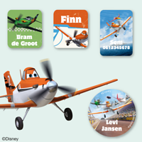 Disney Planes Kledingstickers