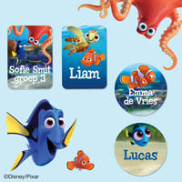 Finding Dory Kledingstickers