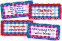 Organizing Labels Ruitjes
