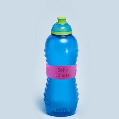 Kleurplaten Babyfles.Flessen Naambandjes